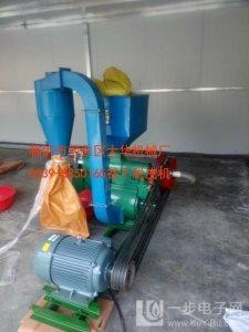 自动化谷子碾米机助推农机水平提升