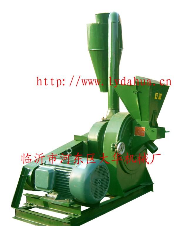 玉米饲料粉碎机自吸高效又节能