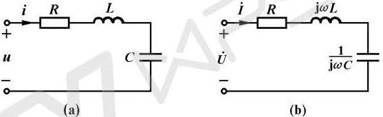 中压电容器与变压器组成rlc串联电路,中压电容器为c,变压器为l