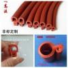 上海P型硅胶条电器密封条矩形密封条烤箱密封条耐高温