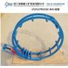新款219管道机械丝杠式外对口器 液压千斤顶式管道对接器价格
